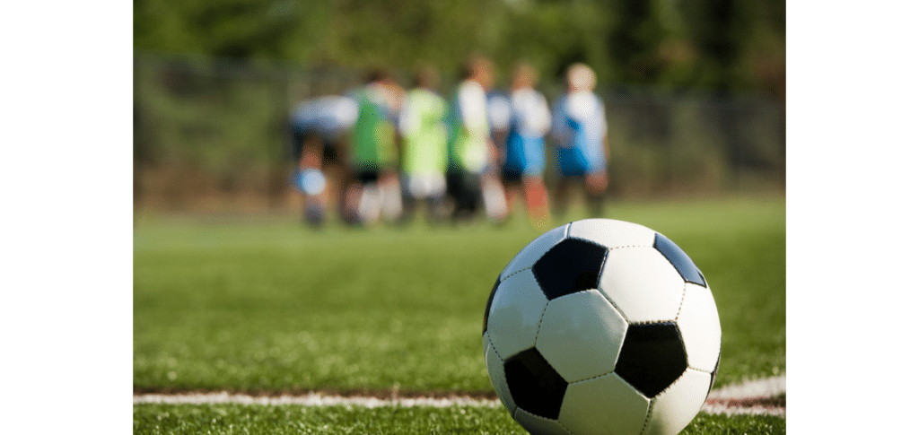 learning soccer at 30 - practice makes perfect
