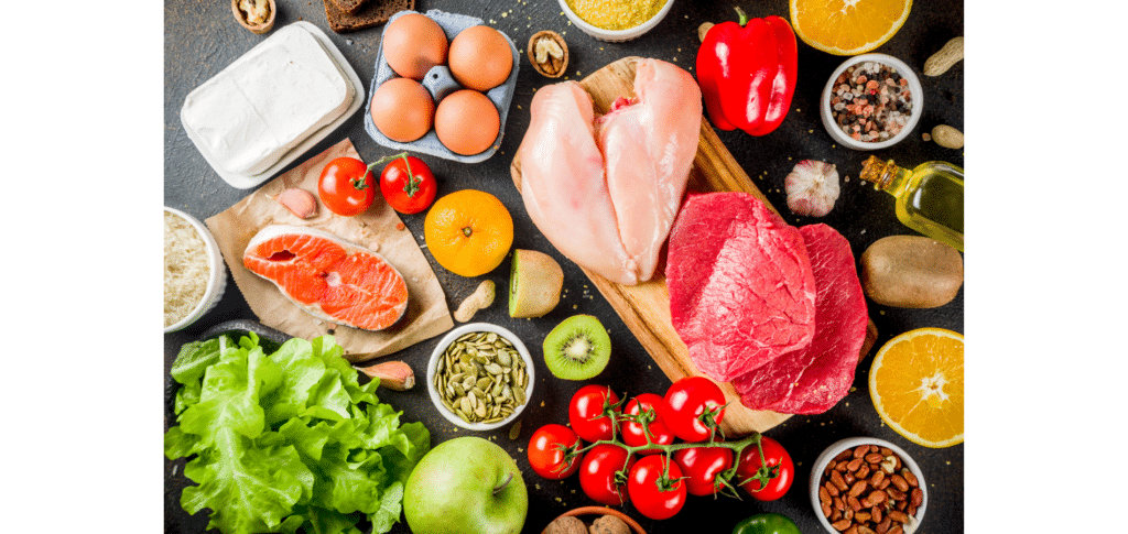 how to become a footballer at 14 - healthy diet