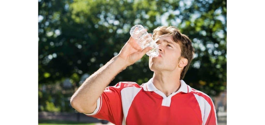 best football water bottles - high flow rate