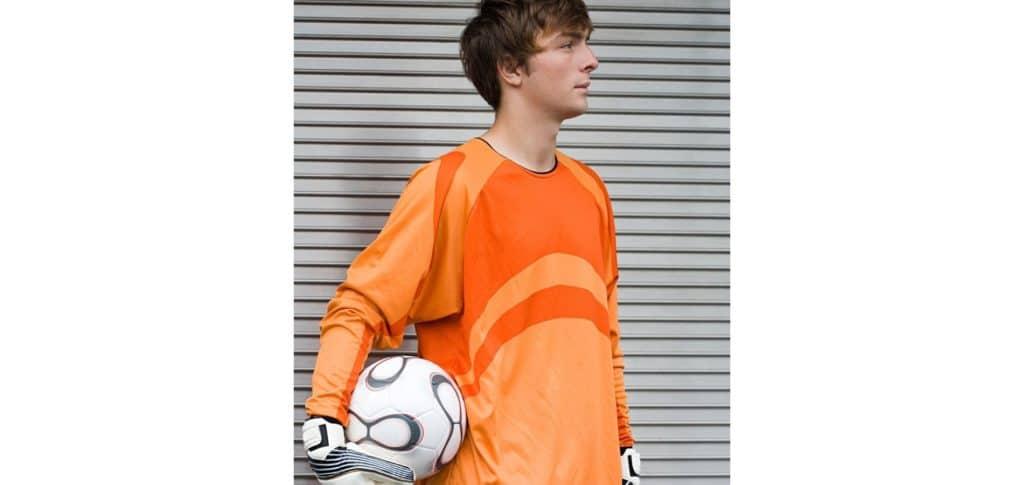 best padded goalkeeper shirts - comfortable