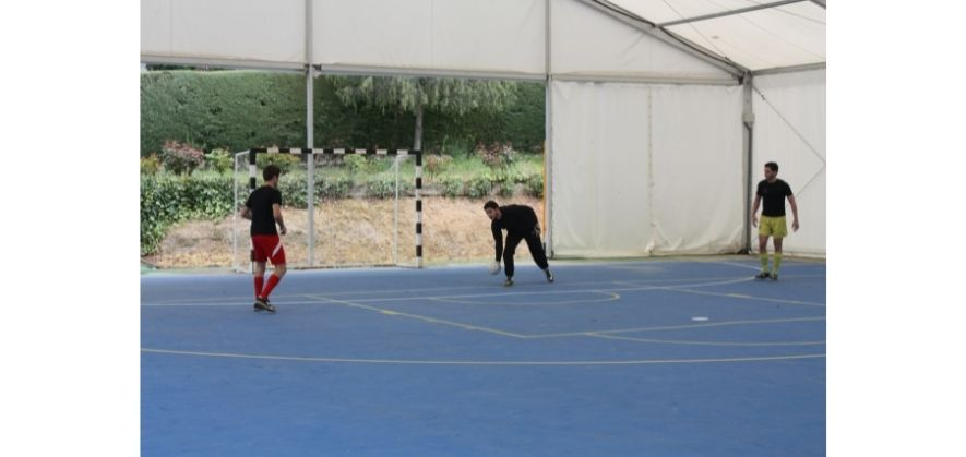 where can soccer be played - indoor arenas