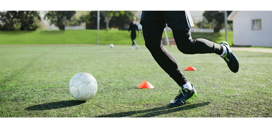 soccer balls that the pros use - training balls