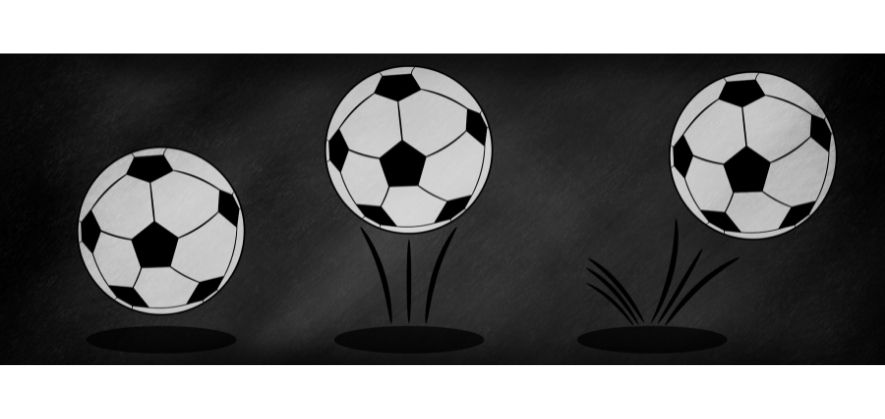 why soccer balls are hollow - bounce uniformity