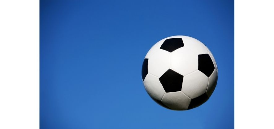 why soccer balls are hollow - optimal flight
